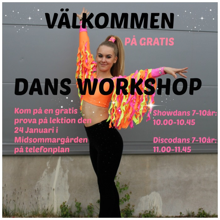 dans maria workshop