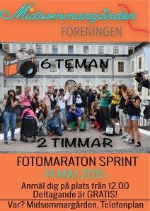 Midsommargårdens fotomaraton