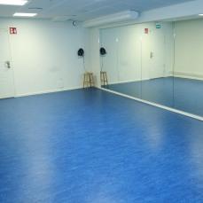 Danssalen, källaren