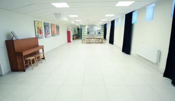 Stora rummet, källaren